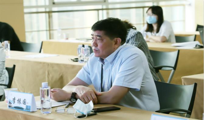 九芝堂集团召开2020年半年度总部人员述职会议